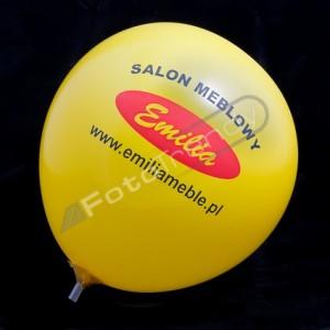 Balony z helem na prezent dla dzieci